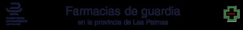 Farmacias De Guardia Las Palmas